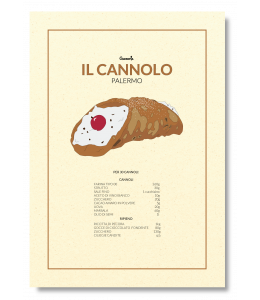 STAMPA CANNOLO A4