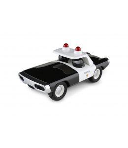 VOITURE DE POLICE BLACK WHITE