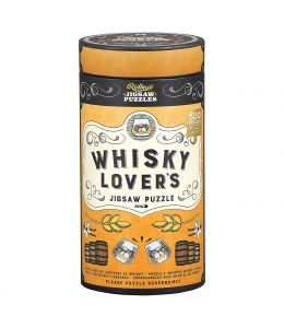 WHISKY LOVERS PUZZLE 500PZ